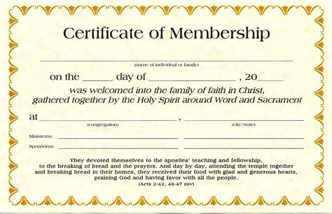printable certificates for church pictures to pin on