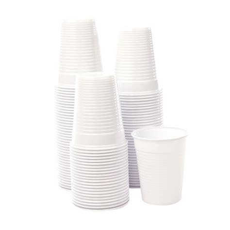 bicchieri bianchi bicchieri di palstica 200cc bianchi 100pz monouso