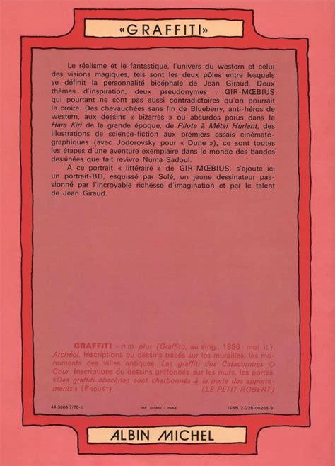 libro docteur giraud et mister aut giraud moebius 6 mister moebius et docteur gir