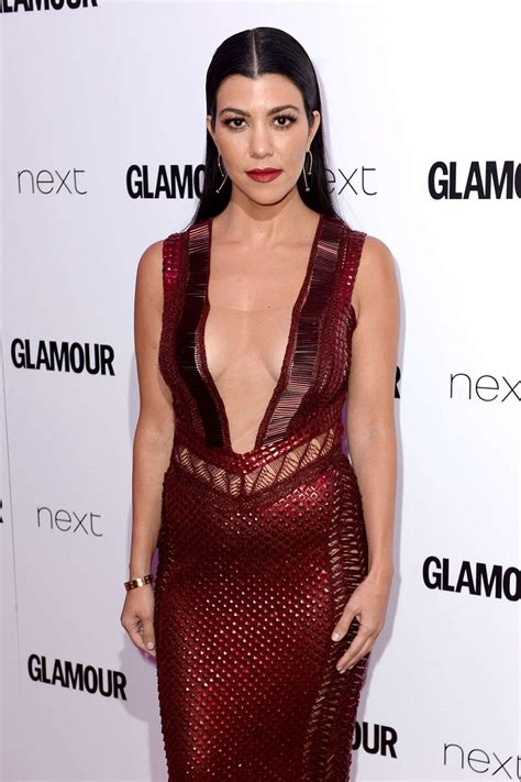 Glamours Of The Year Awards by Kourtney At Of The Year Awards