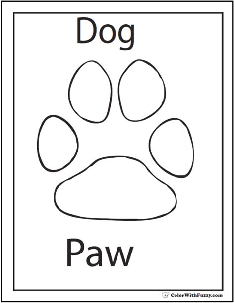 coloring pictures of dog paws 86 bear claw coloring page spectacled andean bear