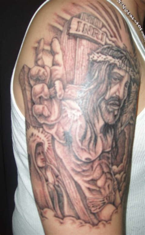 tattoo in christian religious tattoos christian tattoos tattoo pictures