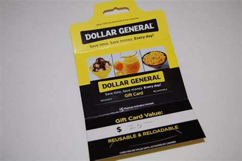 How Do You Use An Ebay Gift Card - free 25 dollar general gift card gift cards listia com auctions for free stuff