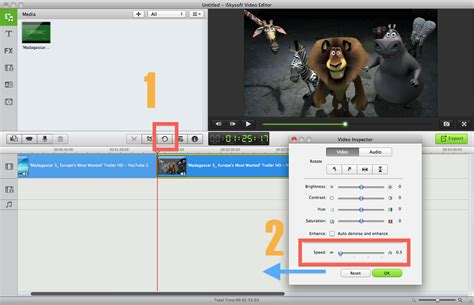 windows movie maker tutorial slow motion how to make slow motion videos in windows movie maker