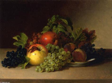 imagenes de uvas y manzanas bodeg 243 n con manzanas y uvas 243 leo sobre lienzo de james