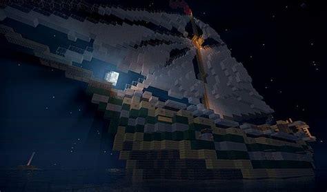 War Of The Horizon sloop of war the horizon minecraft project