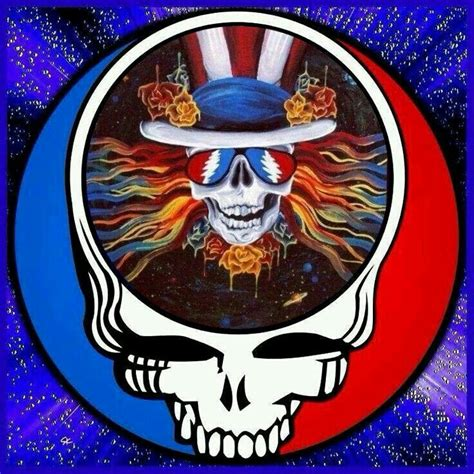 steal your face tattoo your grateful faces