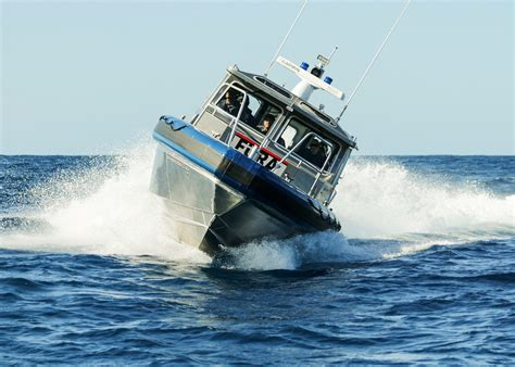 metal shark boats news another new metal shark patrol boat joins the puerto rico