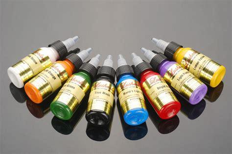 economic sterile permanent makeup tattoo inks skin