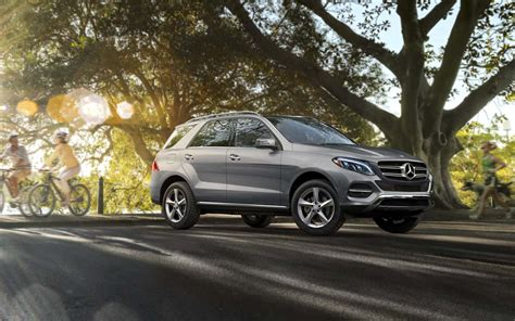 2017 mercedes gle suv info mercedes of freehold