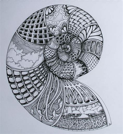 zentangle pattern meaning 39 best images about zentangle art 15 fish snails on