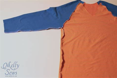 free pattern t shirt v neck baseball raglan t shirt free pattern