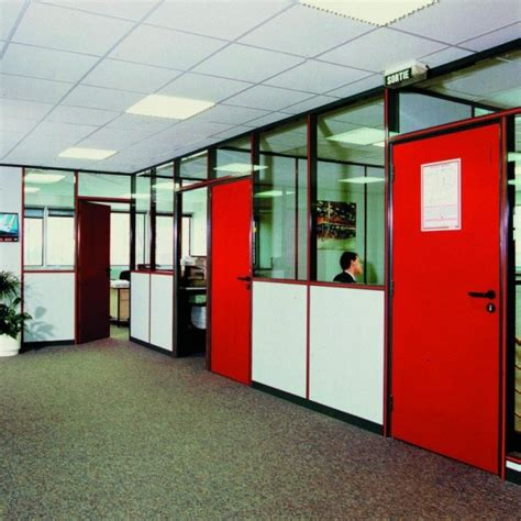 cloison bureau amovible cloison amovible cloison modulaire am 233 nagement d espace