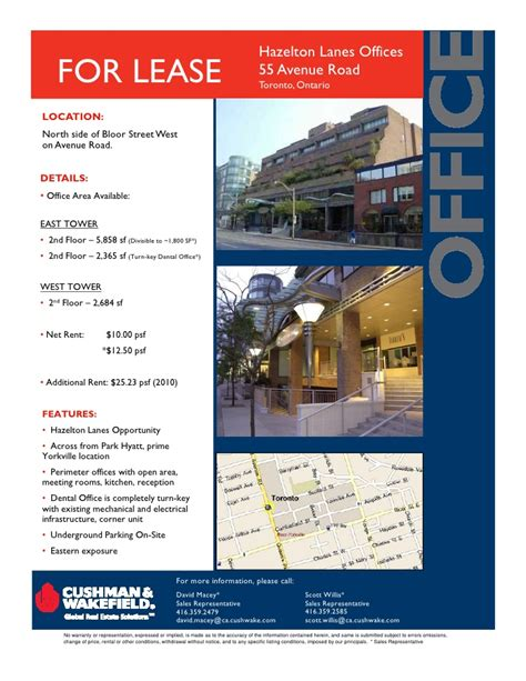 Sle Office Lease by 3 Mid 1 May Toronto Commercial Real Estate And Office Space For Lea