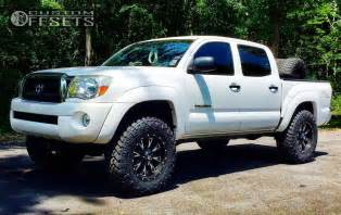2010 Toyota Tacoma 3 Inch Lift Wheel Offset 2010 Toyota Tacoma Slightly Aggressive