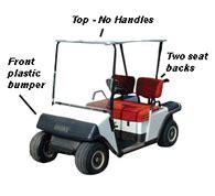 ezgo golf cart year amp model guide ezgo golf parts