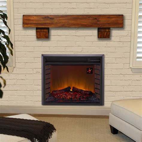 Mantel For Fireplace Insert Duluth Forge 29in Electric Fireplace Insert With Remote