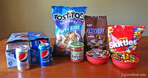 Pepsi Xbox One Giveaway - crock pot cheesy salsa black bean and corn dip joy love food