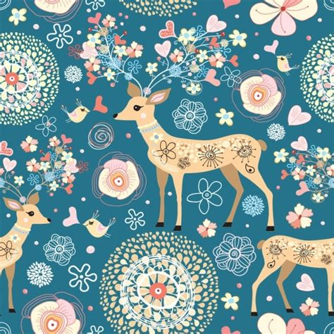 vintage pattern ai vector vintage pattern illustrator free vector download