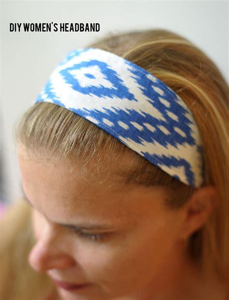 How To Make Handmade Headbands - 15 pretty diy headbands window