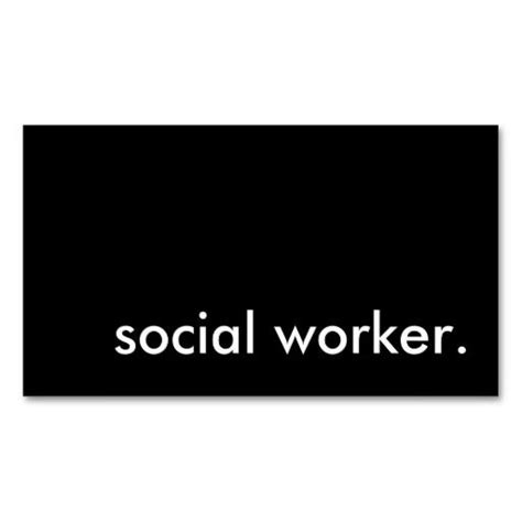 Social Work Business Card Templates by 128 Best Images About Social Worker Business Cards On