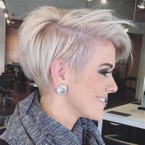 best short haircuts for fat women 2018 hairstyles for 2018 latest short trendy hairstyles for fine hair