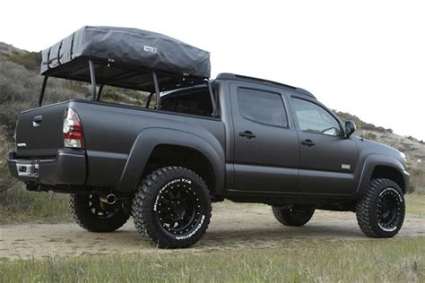 Toyota Tacoma Truck Tent Toyota Tacoma Bed Tent Autos Post