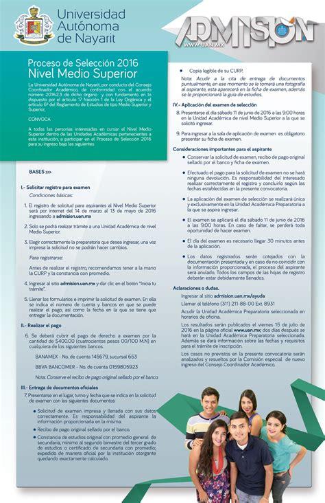 convocatoria en pela 2016 convocatorias proceso de admisi 243 n 2016