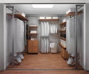 Room Wardrobe Fitting A Dressing Room Using Infinity Storage Organiser