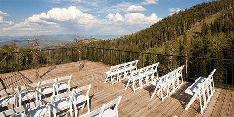 mountain wedding venues in utah mid mountain lodge weddings get prices for wedding