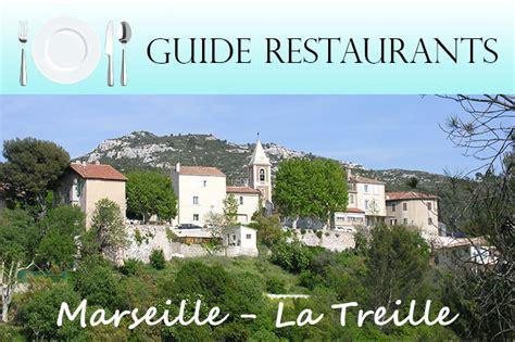 Restaurant La Treille Marseille guide des restaurants de marseille la treille provence 7