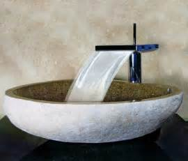 sink bowls for bathroom yosemite home decor carved boulder vessel sink sand