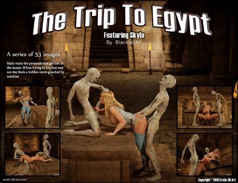 The Trip To Egypt 1 By Blackadder