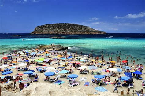 best beaches in ibiza ibiza best beaches yacht charter ibiza