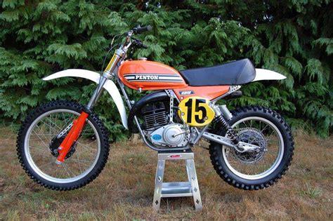 Ktm Penton Your Collection Penton Mc5 125 Racer X