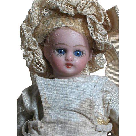 bisque doll composition german bisque dollhouse doll composition original