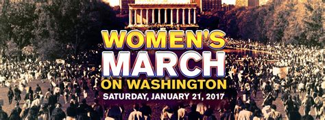women s march the problem with the women s march on washington and white