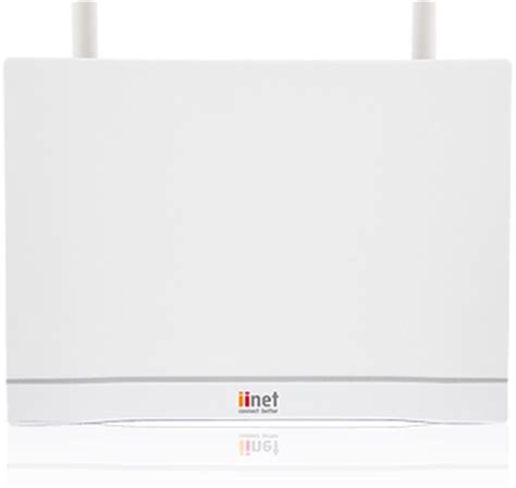 broadband and nbn ready modems iinet australia