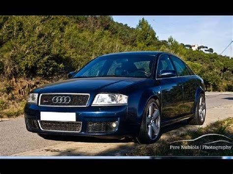 Audi S6 C5 Review by Audi Rs6 C5 Sedan Review Start Up And Revs