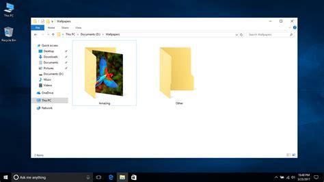 windows 10 reset tutorial windows 10 tutorial change folder picture windowschimp