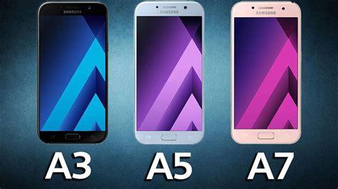 Hp Samsung A5 Dan Spesifikasinya samsung a3 a5 dan a7 2017 preview indonesia