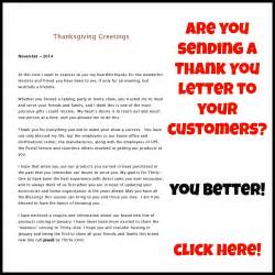 Thanksgiving Appreciation Letter Clients direct sales consultants did you say thank you 171 melissa fietsam