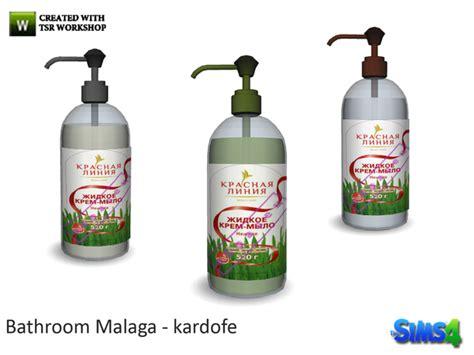 bathroom malaga the sims 4 kardofe bathroom malaga soap by kardofe
