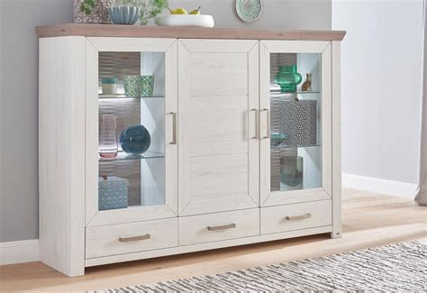 One Set 184 set one by musterring highboard 187 york 171 typ 57 pino