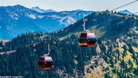 ride crystals mt rainier gondola visit rainier