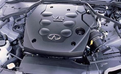 infiniti g35 engine car and driver