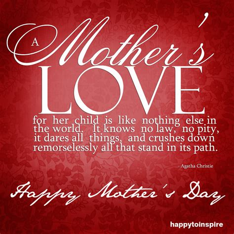 happy to inspire happy mother s day
