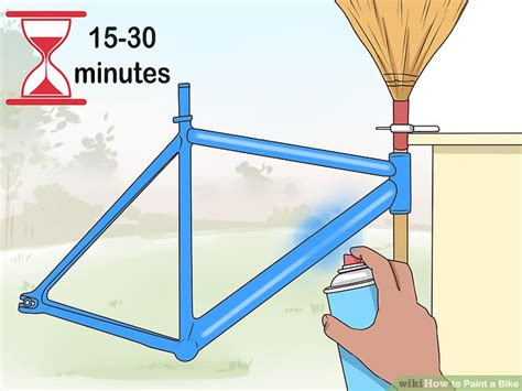 Rennrad Lackieren Lassen by How To Paint A Bike With Pictures Wikihow