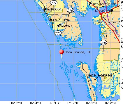 boca grande florida fl 33921 profile population maps