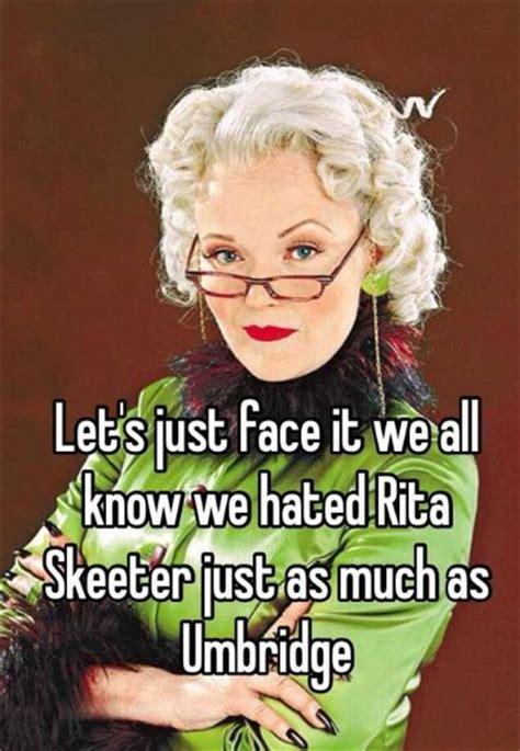 Rita Meme - rita meme rita skeeter harry potter amino